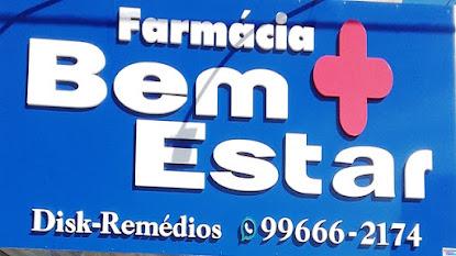 FARMÁCIA BEM ESTAR EM MAUÁ DA SERRA