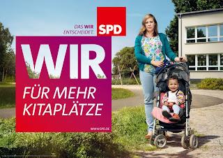 Elections Allemagne SPD - la gauche