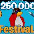 ¡250.000 FestivaL!