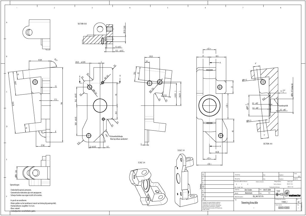 Design engineering faq production drawing production drawing ccuart Images