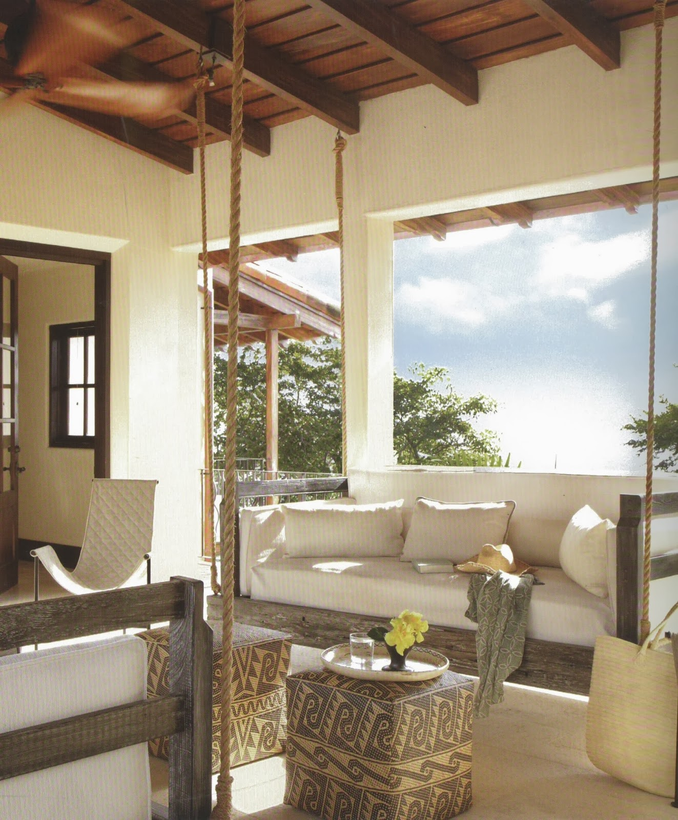Aesthetically Thinking Veranda The Art Of Outdoor Living