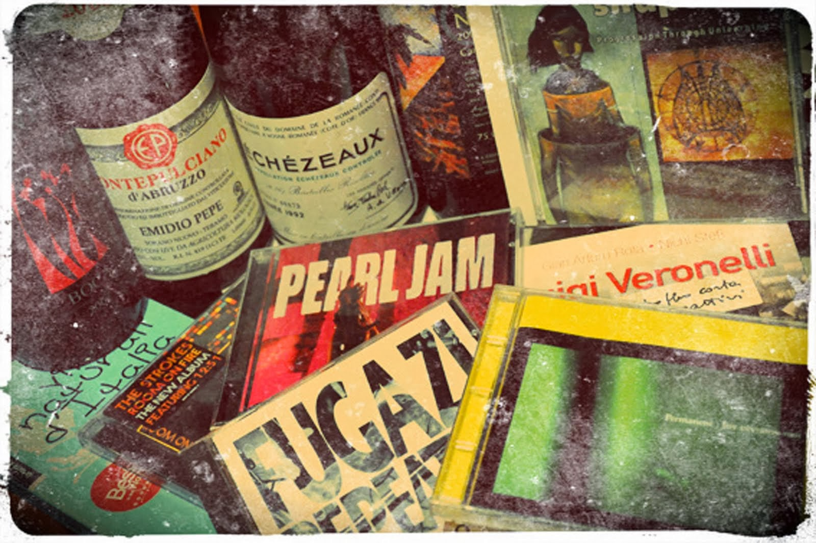 * LA MIA MEGLIO GIOVENTU'...MUSICA E VINO...DUE STRADE, TANTI INCROCI, UNA SOLA PASSIONE