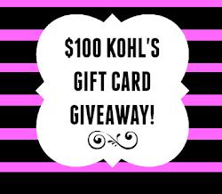 KOHL'S GIFT CARD!
