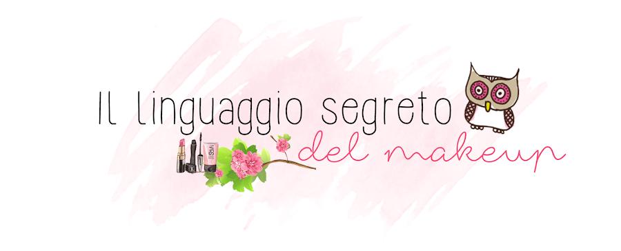 Il linguaggio segreto del make-up
