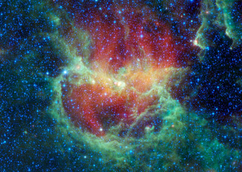 new found galaxy nasa - photo #2