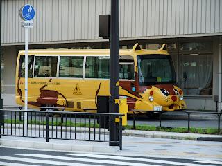 リアルネコバス発見! in 高槻市