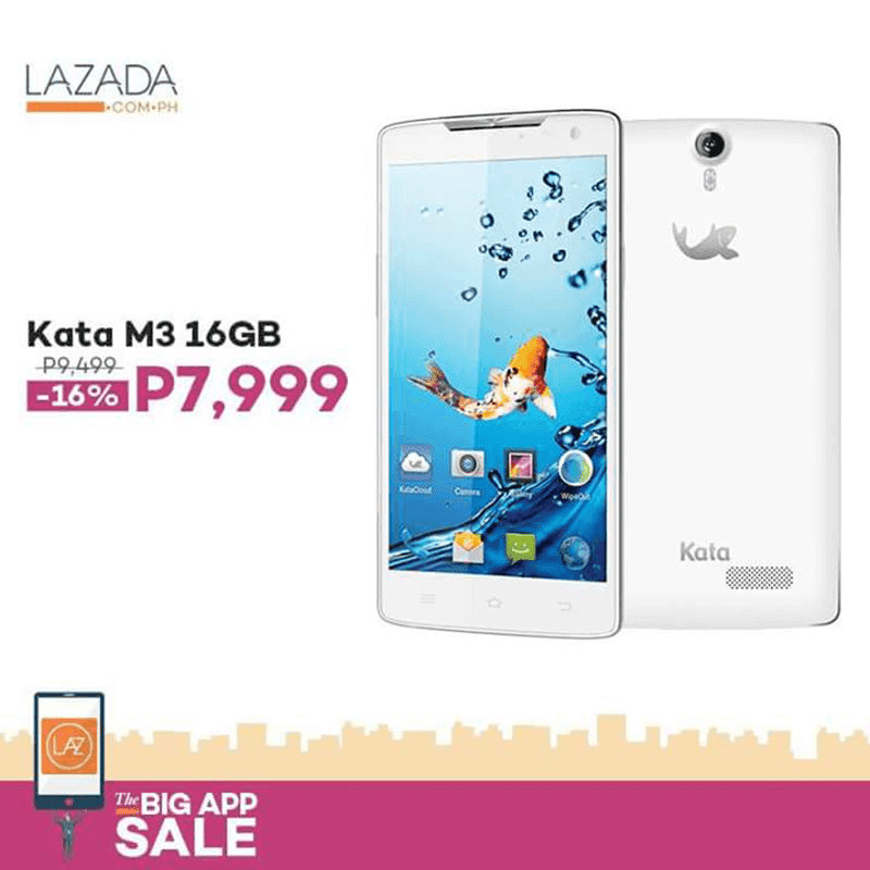 KATA M3 GETS A PRICE CUT! DOWN TO JUST 7,999 PESOS!