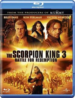 Filme Poster O Escorpião Rei 3 - Batalha Pela Redenção BRRip XviD & RMVB Legendado