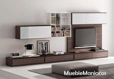 Mueblemaniacos - Muebles para el televisor ...
