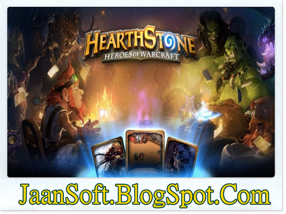 Hearthstone: Heroes of Warcraft 3.0.0.9786 PC Game Full Download