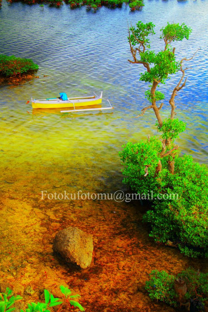 Perahu Nelayan Baurung Majene