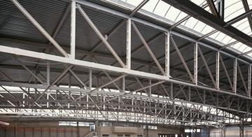 Metalikos estructuras metalicas cerchas met licas - Cerchas metalicas para cubiertas ...