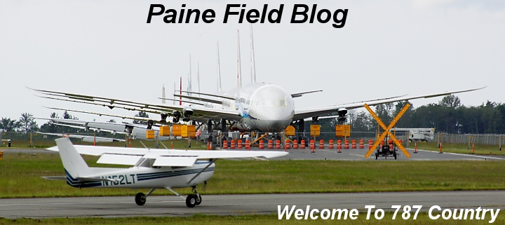 KPAE Paine Field