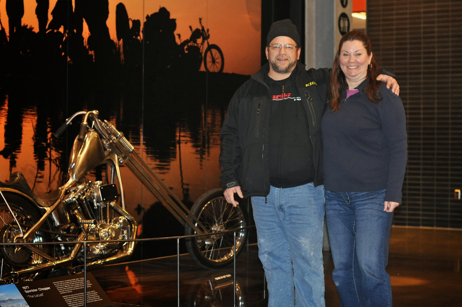 A Visit to the Harley-Davidson Museum
