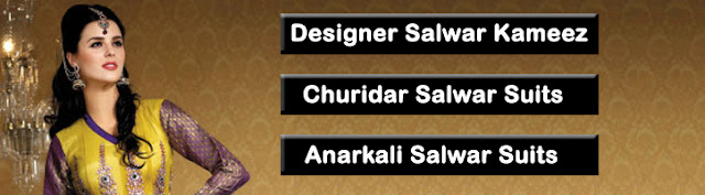Churidar Salwar Kameez