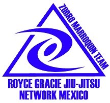 Royce Gracie Jiu Jitsu-Zorro Marroquin Team