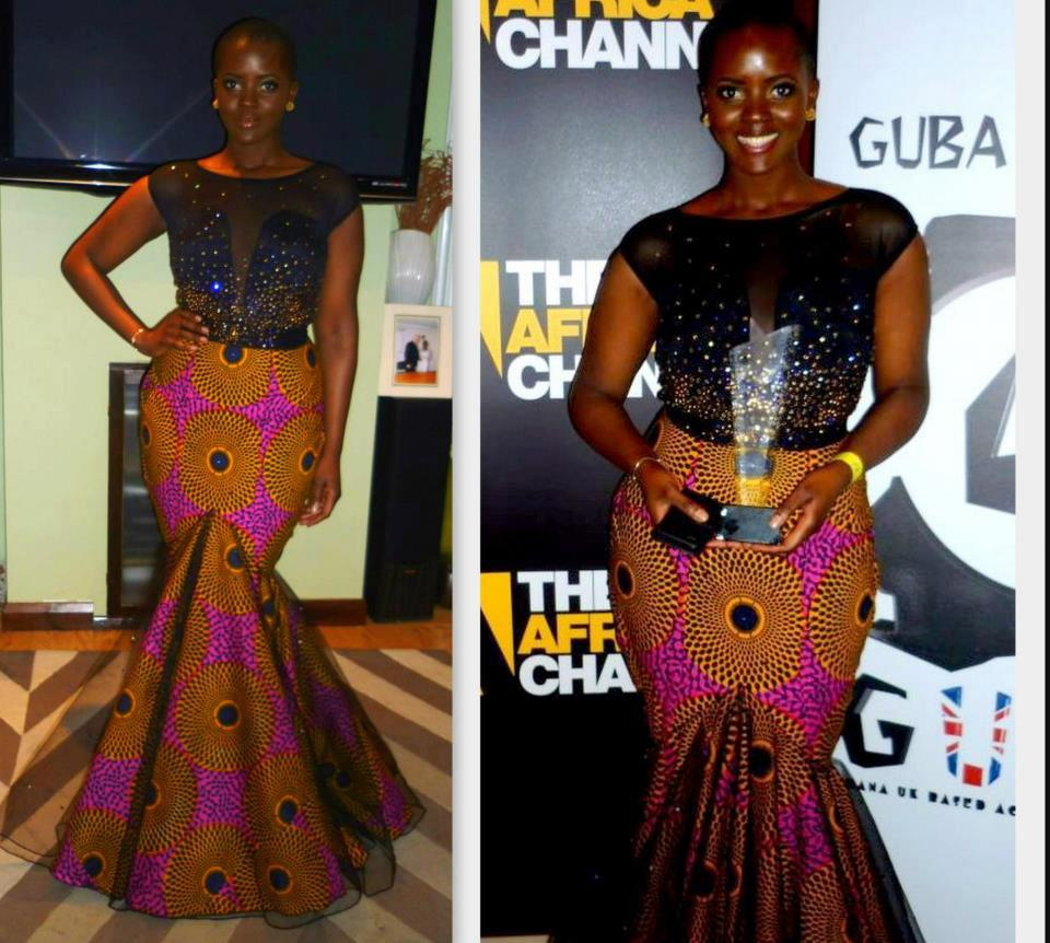 Subira Wahure Official African Couture Blog: March 2013