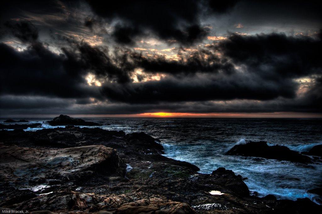 A Umbra Negra Dark+sea
