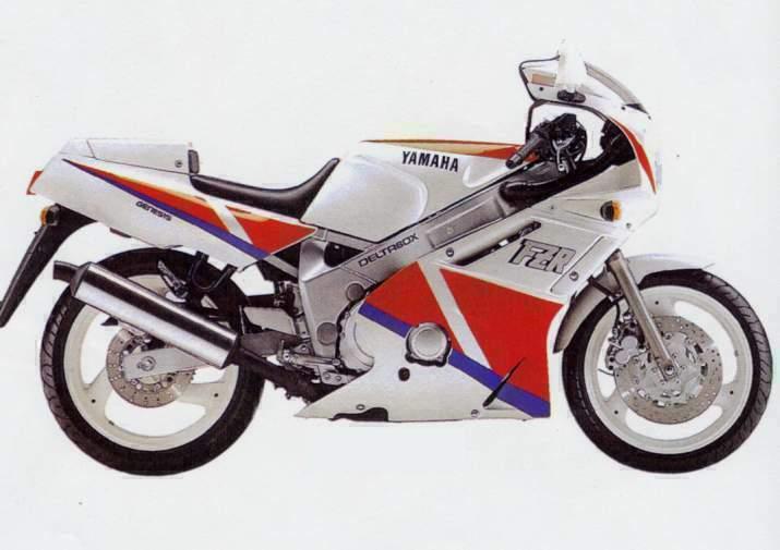 1989 yamaha moto 4 350 wiring diagram images comparativa yamaha fzr 600 serie vs yamaha fzr 600 murillo racing
