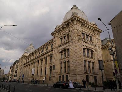 Palacio de Correos / Museo Nacional de Historia (Bucarest)