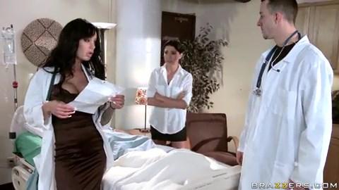 Video 3GP Ngentot di Rumah Sakit - Da Angelina Valentine 02