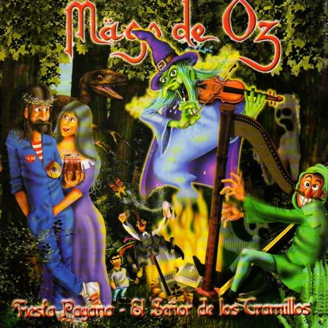 Fiesta Pagana. Mago de Oz