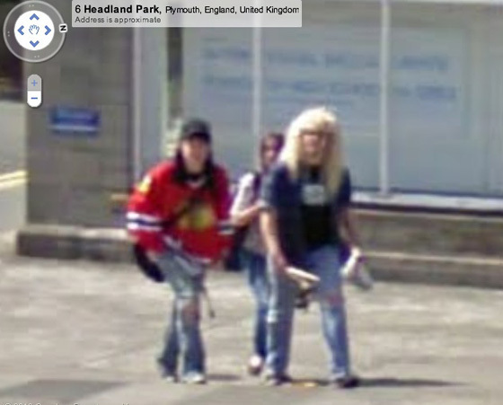 Waynes World Google Street View