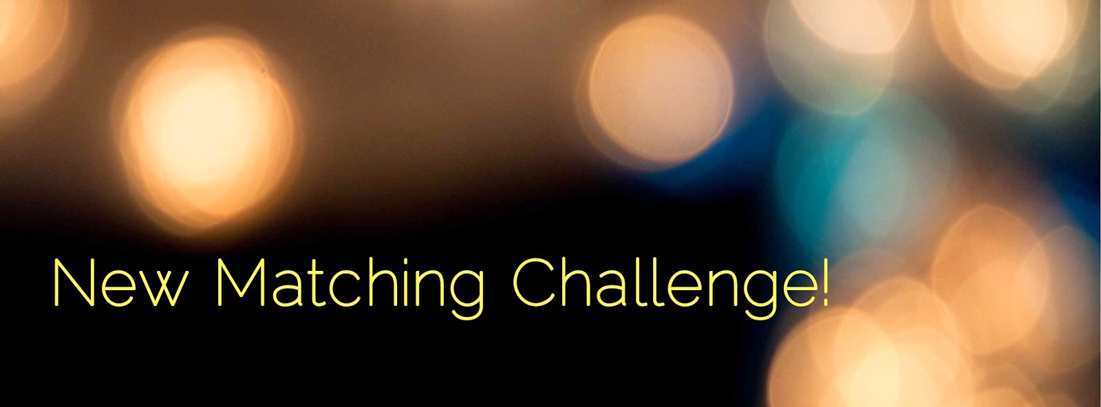 New Matching Challenge Benefitting CPC!