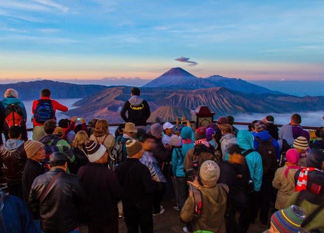 Gunung Penanjakan 1 Bromo