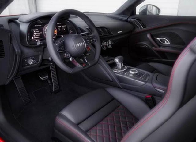 2017 Audi R8 V10 Plus Release Date