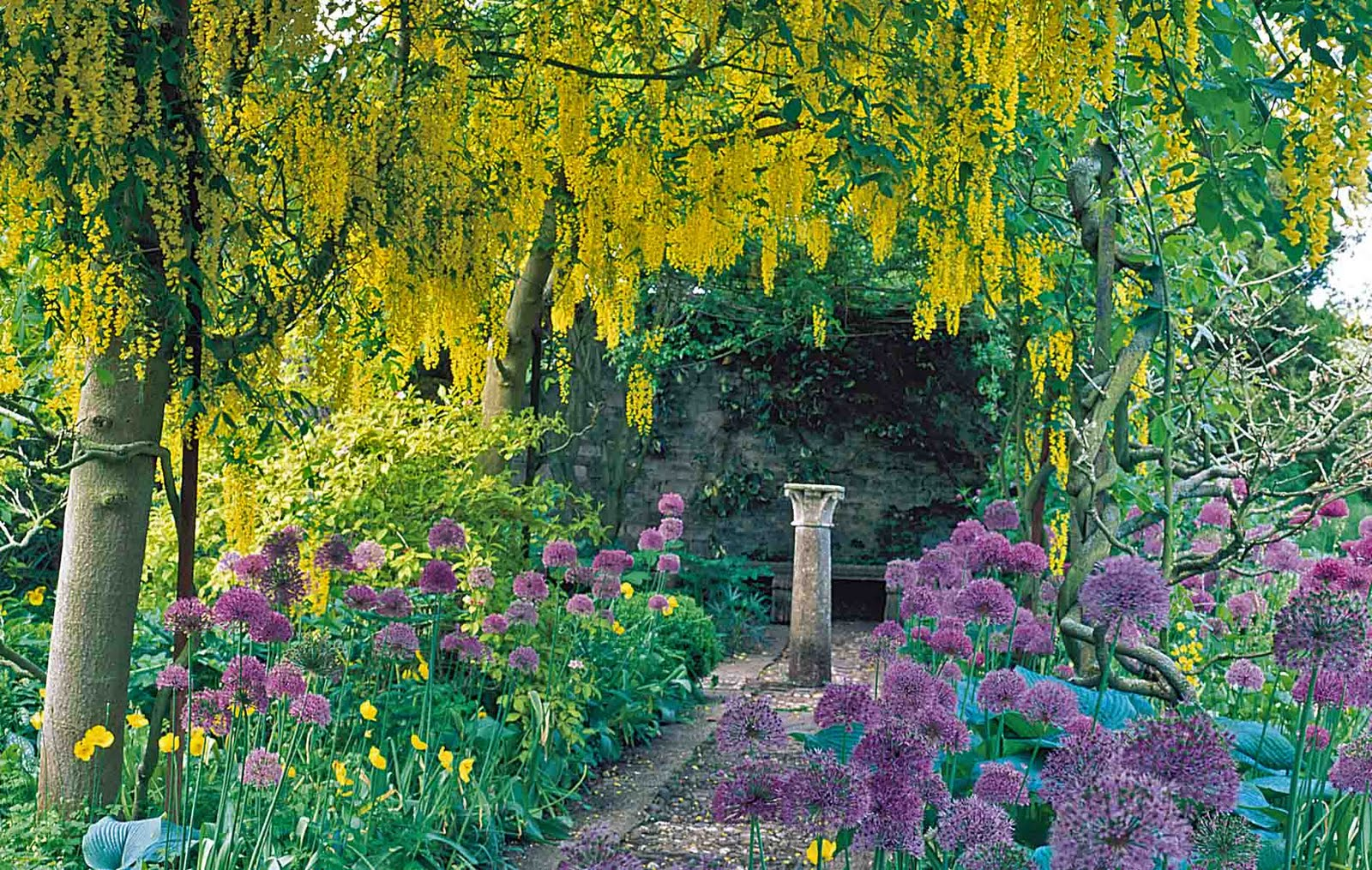 loveUKtravel: Summer Gardens To Visit