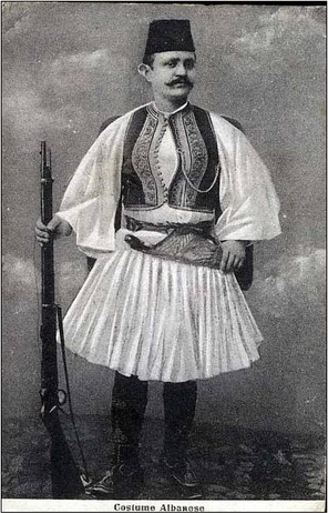 Costume Albanese