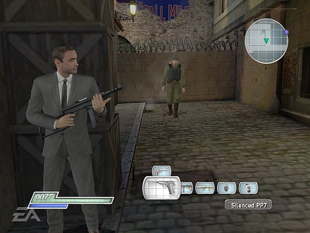 007 james bond game  free