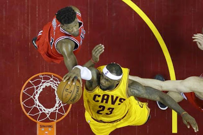 Chicago Bulls vs Cleveland Cavaliers Game 3 Live Streaming