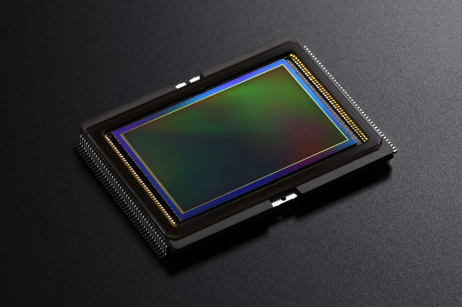 A connected to an ultra-high resolution screen 75 megapixel CMOS sensor, this is what would benefit the next pro SLR Canon