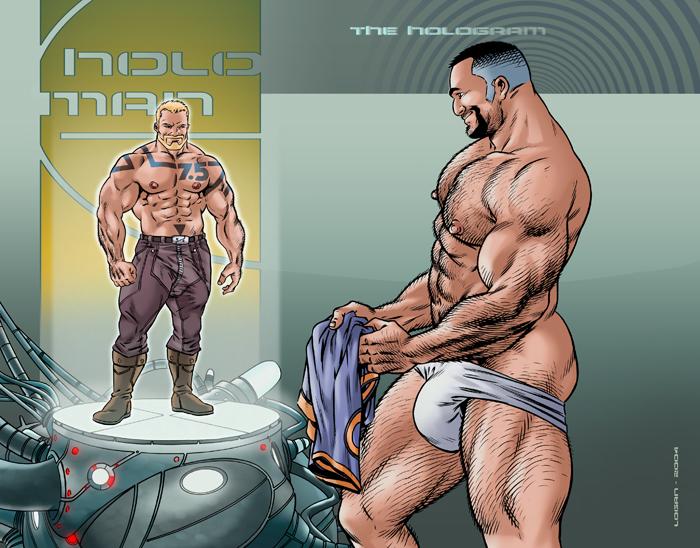 daddies by logan  ic art  ics gay animation pinterest