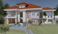Gambar Desain Rumah Klasik jaman sekarang