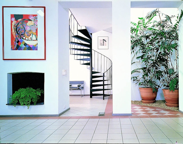 space saving stairs ideas