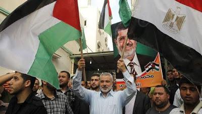 Allahuakbar!! Ismail Haniyeh Turut Membantah Tentera Merampas Kuasa Dari Morsi | Siapakah dia Ismail Haniyeh ?