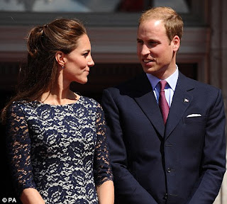 Prince William and Kate Middleton Visit Canada