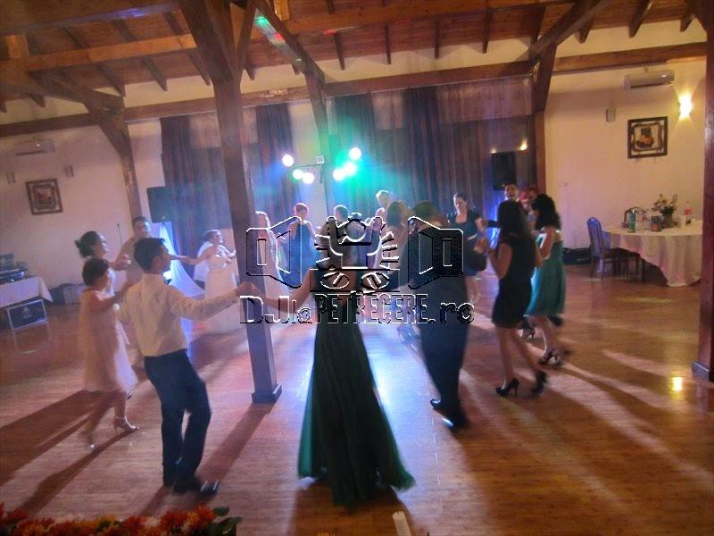 Nunta cu DJ la Popasul Voievozilor - sat Lacul Turcului - 6