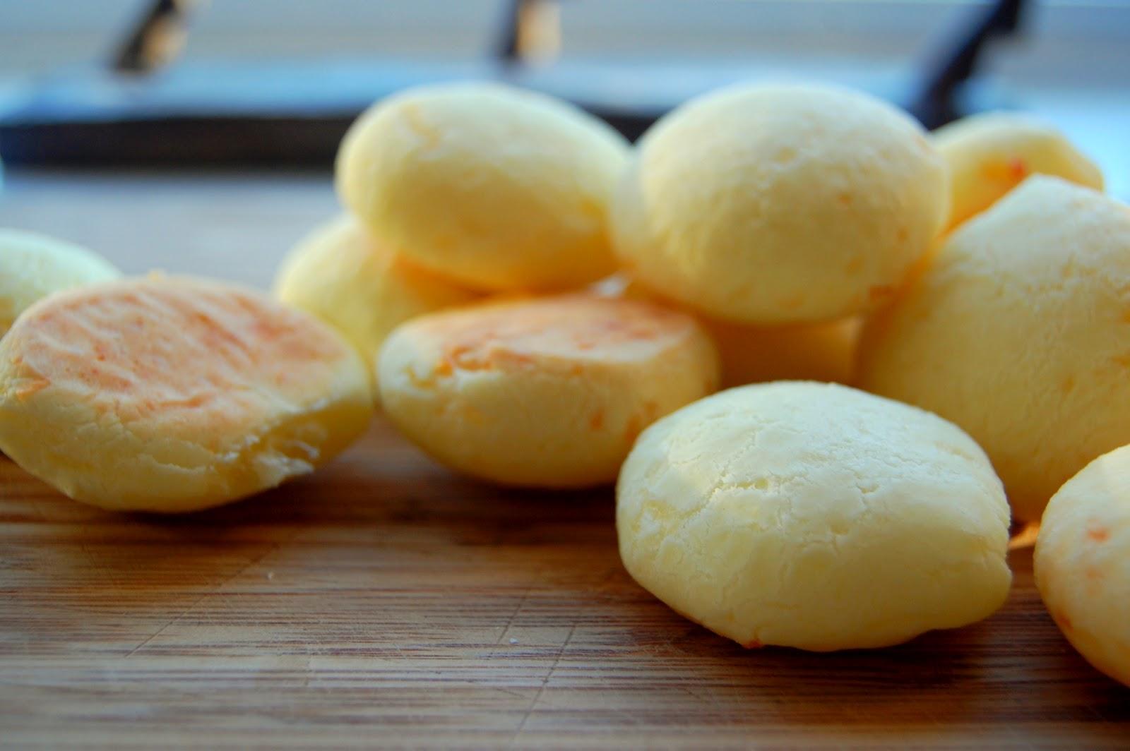 milk brazilian cheese bread pao de queijo recipe yummly pão de queijo ...