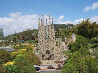 Catalunya en miniatura de Barcelona