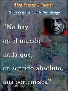 Sugerencia. José Saramago