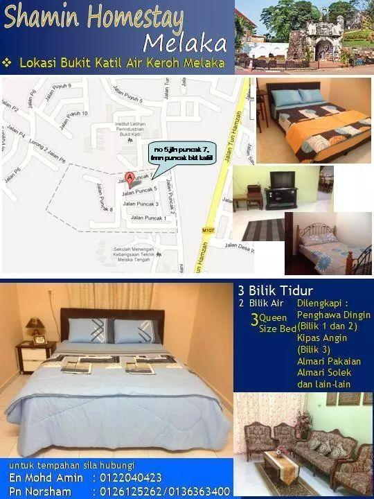 Bukit Katil Homestay Di Melaka Malaysia