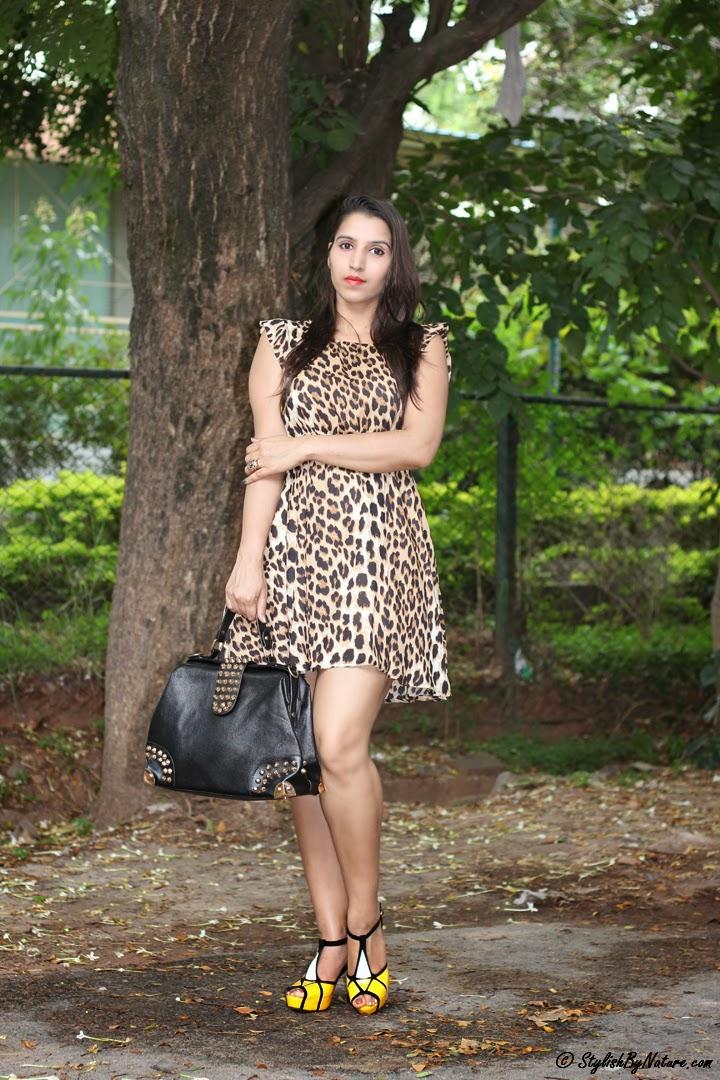 leopard print outfit women