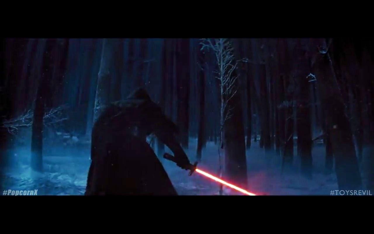 Star wars episode vii the force awakens official teaser trailer 1