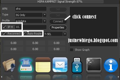 Injek Inject Telkomsel GN Pancingan Update Terbaru