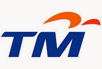 Jawatan Kerja Kosong Telekom Malaysia Berhad (TM) logo www.ohjob.info