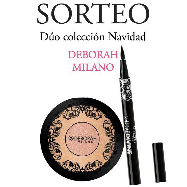 Calendario_Adviento_OBEBLOG_Día_10_SORTEO_DEBORAH_MILANO_obeBlog
